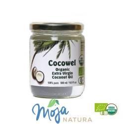 Olej kokosowy Extra Virgin 500ml COCOWEL