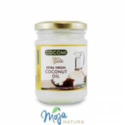 Olej kokosowy virgin BIO 225ml COCOMI