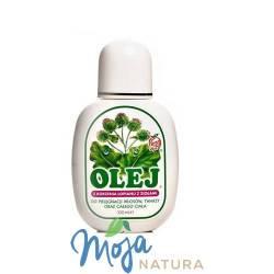 Olej z korzenia łopianu z ziołami 100ml NAMI