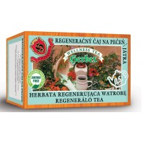 Herbata regenerująca wątrobę 20 saszetek HERBEX