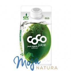 WODA KOKOSOWA NATURALNA BIO 500ml COCO