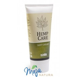 HEMP CARE KREM Z KONOPI 200ml VIRDE