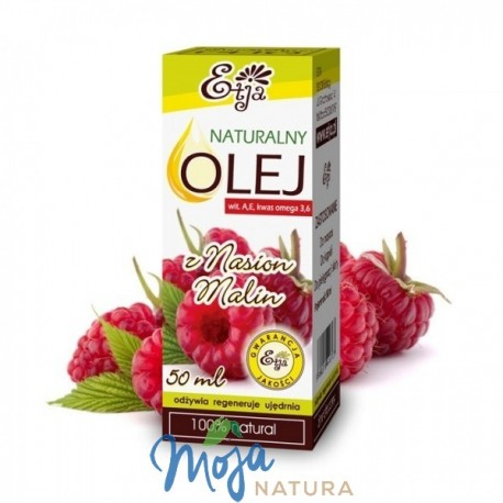 Olej z Pestek Malin 50ml ETJA