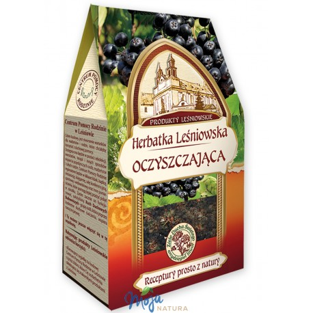 OCZYSZCZAJĄCA Herbatka Leśniowska 100g