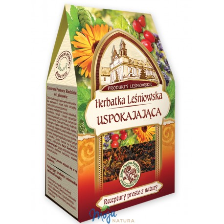 USPOKAJAJĄCA Herbatka Leśniowska 100g