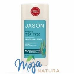 Dezodorant w Sztyfcie Drzewko Herbaciane 71g JÄSÖN