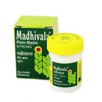 Ayurvedyjski Balsam Madhivala 25g REMEDIES