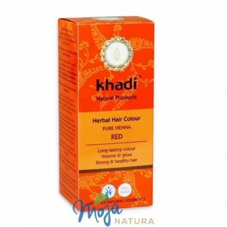 Naturalna Henna 100g KHADI