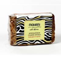 Czarne mydło afrykańskie 100g MOHANI