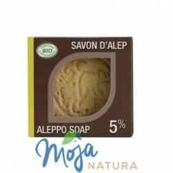 Mydło Aleppo z olejem laurowym 5% 200g NAJEL