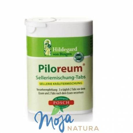 Piloreum tabletki selerowe 25g HILDEGARD-POSCH