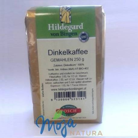 Kawa orkiszowa mielona BIO 250g HILDEGARD-POSCH