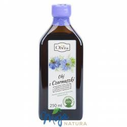 Olej z Czarnuszki 250ml OLVITA