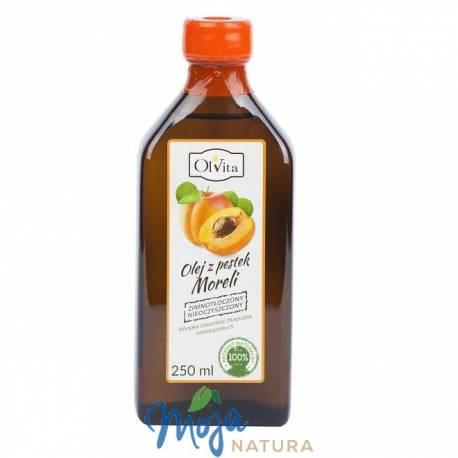 Olej z pestek Moreli 250ml OLVITA