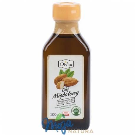 Olej ze słodkich Migdałów 100ml OLVITA