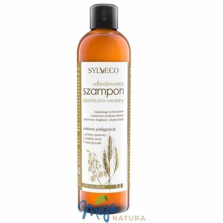 Odbudowujący szampon pszeniczno-owsiany 300ml SYLVECO