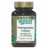 Pomegranate Extract 60kaps SWANSON