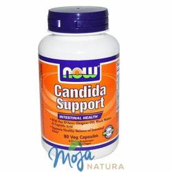 Candida Support 90kaps NOW