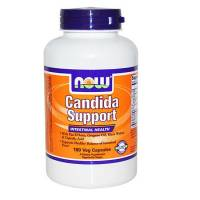 Candida Support 180kaps NOW