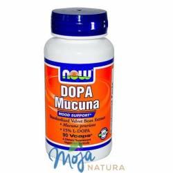 Dopa Mucuna 90kaps NOW