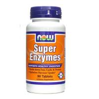 Super ENZYMES 90tabl NOW
