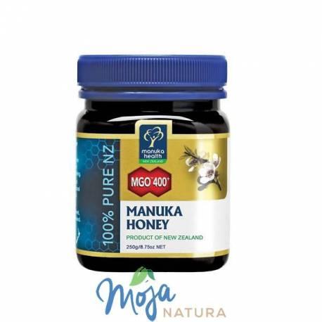 Miód Manuka MGO™ 400+ 250g MANUKA HEALTH