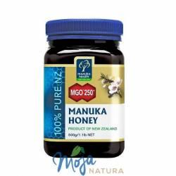Miód Manuka MGO™ 250+ 500g MANUKA HEALTH
