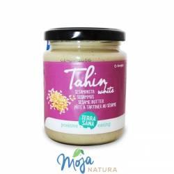 Tahina biała (pasta sezamowa) BIO 250g TERRASANA