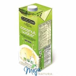 Woda kokosowa naturalna BIO 1000ml COCOMI