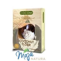 Mąka kokosowa BIO 500g COCOMI