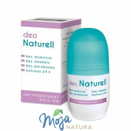 Deo Naturell antyperspirant roll-on 75ml NATURELL