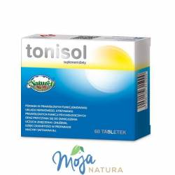 Tonisol 50tabl NATURELL