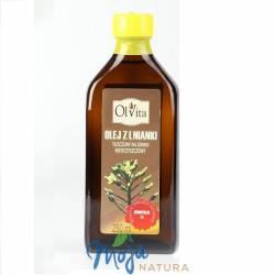 Olej z Lnianki 250ml OLVITA