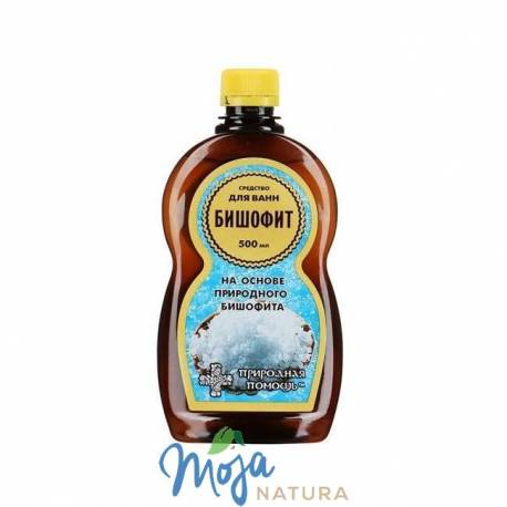 Biszofit Kosmetyczny płyn do kąpieli na bazie naturalnego biszofitu 500ml BIOFARMRUS