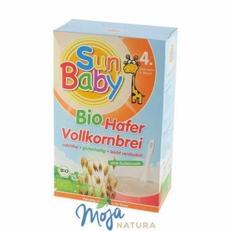 Kaszka owsiana BIO 250g SUN BABY