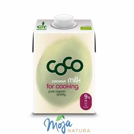 Mleko kokosowe do gotowania BIO 500ml COCO