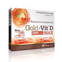 Gold-Vit® D MAX 30kaps OLIMP