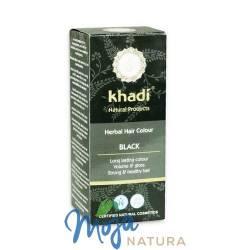 Naturalna Henna Czarna 100g KHADI