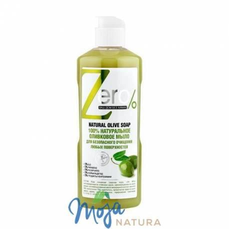 Naturalne mydło do czyszczenia różnych powierzchni 500ml ZERO