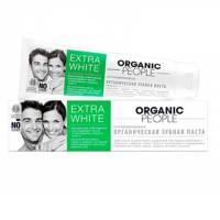 Pasta do zębów Extra White 100ml ORGANIC PEOPLE