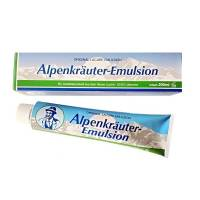 Alpenkräuter-Emulsion 200ml LACÚRE