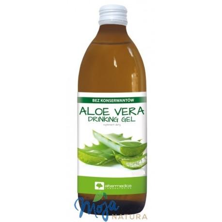 Aloe Vera drinking gel 1000ml ALTER MEDICA