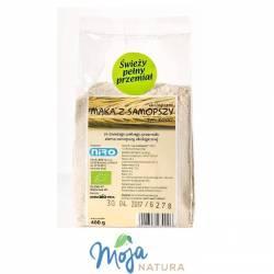 Mąka z Samopszy BIO 400g NIRO