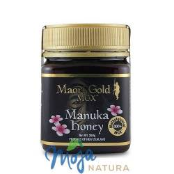 Miód Manuka 300+ MGO 250g MAORI GOLD MGX