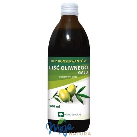 Liść oliwnego gaju 500ml ALTER MEDICA