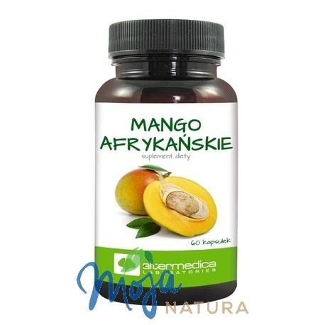 Mango Afrykańskie 60kaps ALTER MEDICA