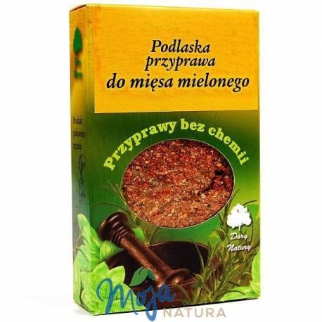 Podlaska przyprawa do mięsa mielonego 50g DARY NATURY