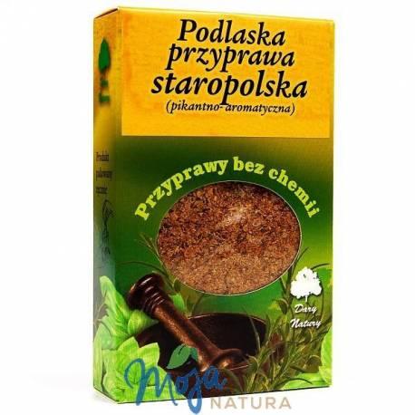 Podlaska przyprawa staropolska (pikantno-aromatyczna) 50g DARY NATURY