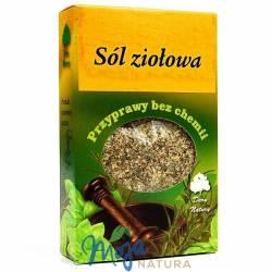 Sól ziołowa 90g DARY NATURY