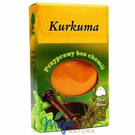 Kurkuma 50g DARY NATURY
